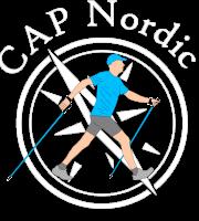 logo Cap Nordic clair pour support foncé